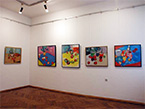 Independent exhibition in the ZDSLU gallery