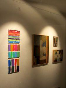 Reflection, Mikado studio and gallery, Ljubljana