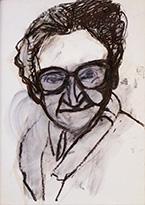Tadej Tozon, risba, 1993