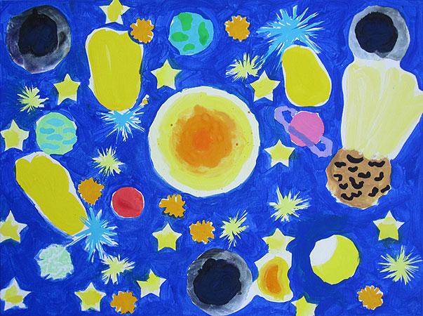 En komet (vesolje 9), 2014