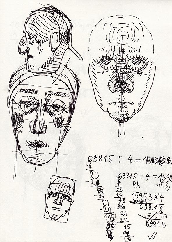 Človeška glava 3, 2016