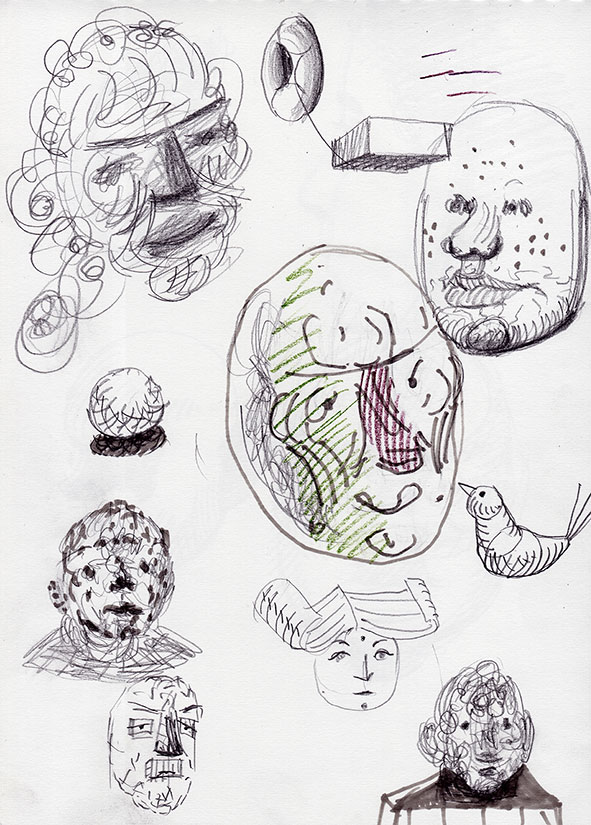 Človeška glava 5, 2016