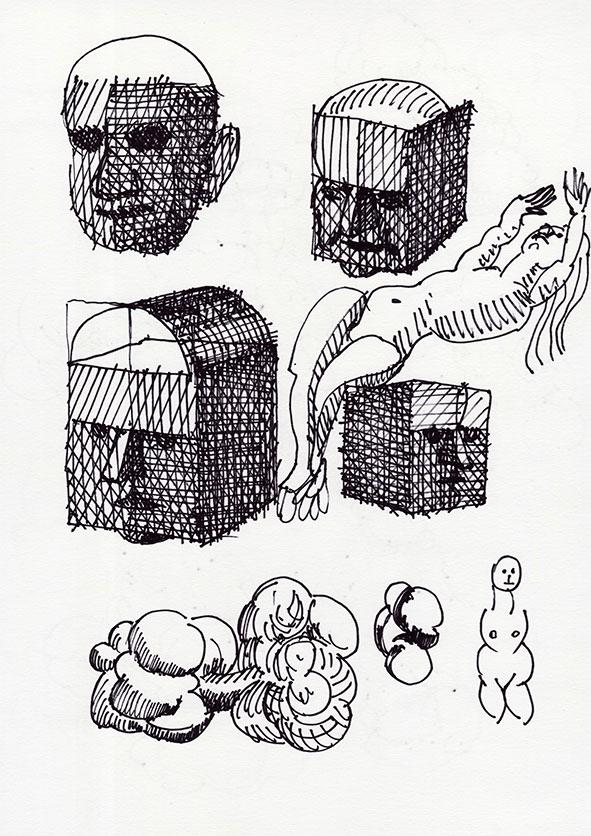 Modeliranje glave, 2015