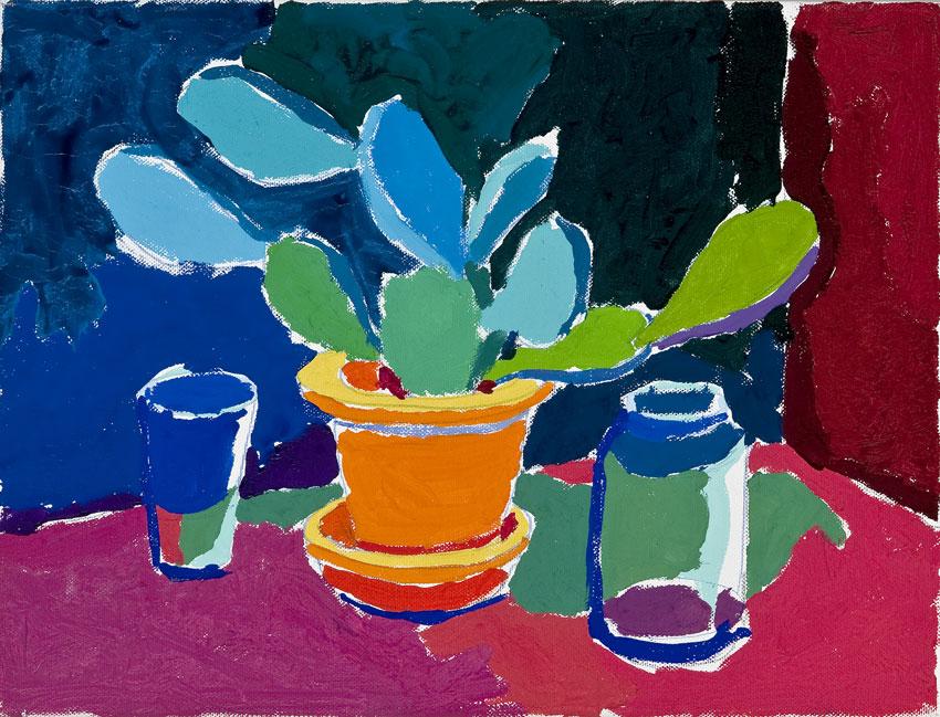 Kaktus 21, 1. 4. 2011