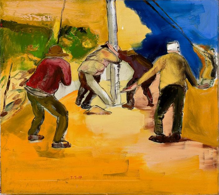 Postavljalci mlaja, 2007
