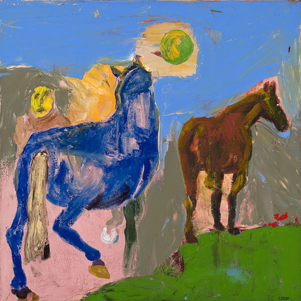 Pot konjev, 2007