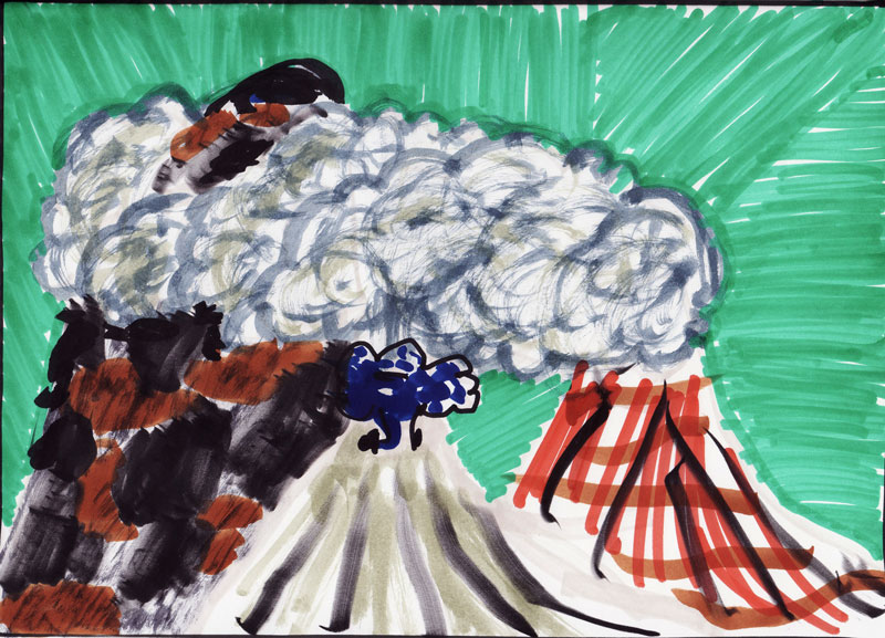 Gore in oblaki 86, marec 2017