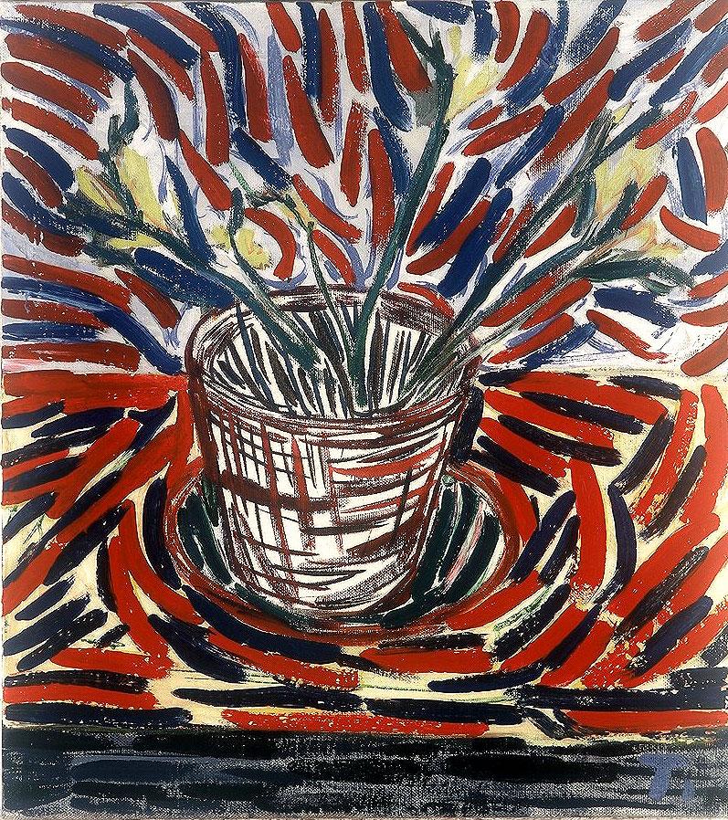 Modra in rdeča, 1998