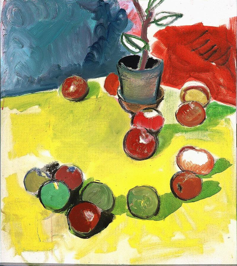 Jabolka, 2000
