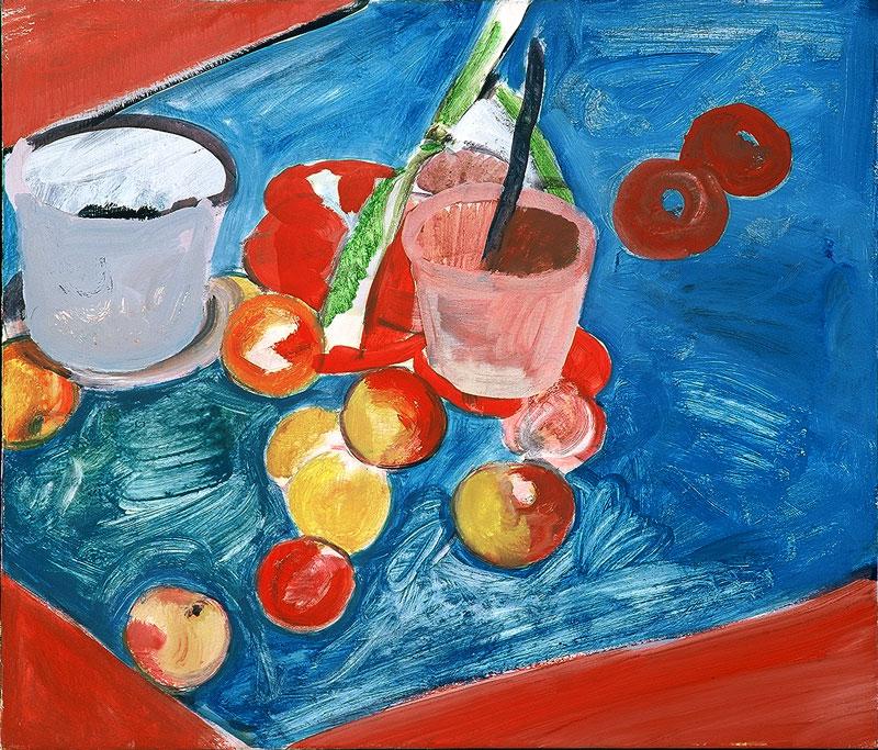 Lončnice in jabolka, 2000