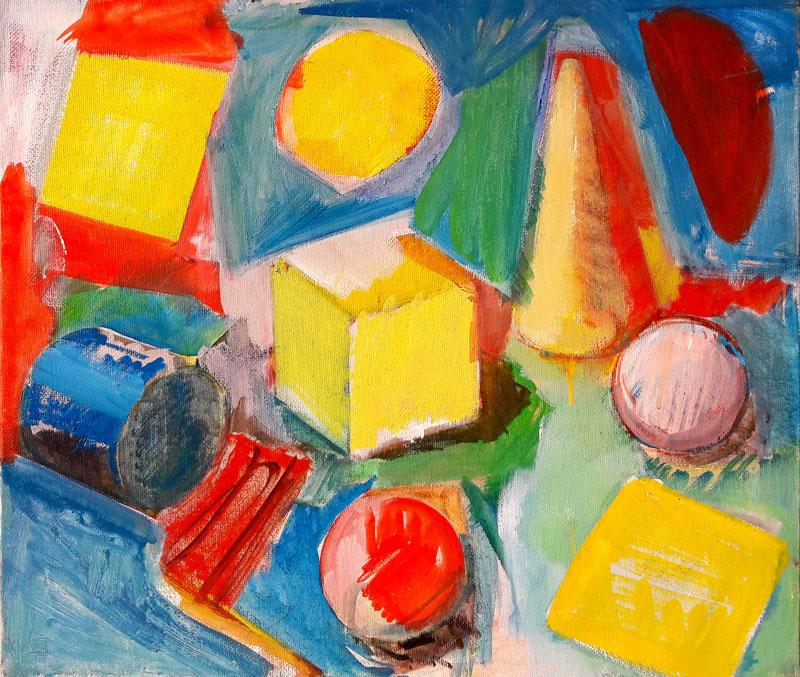 Enostavna telesa, 2003