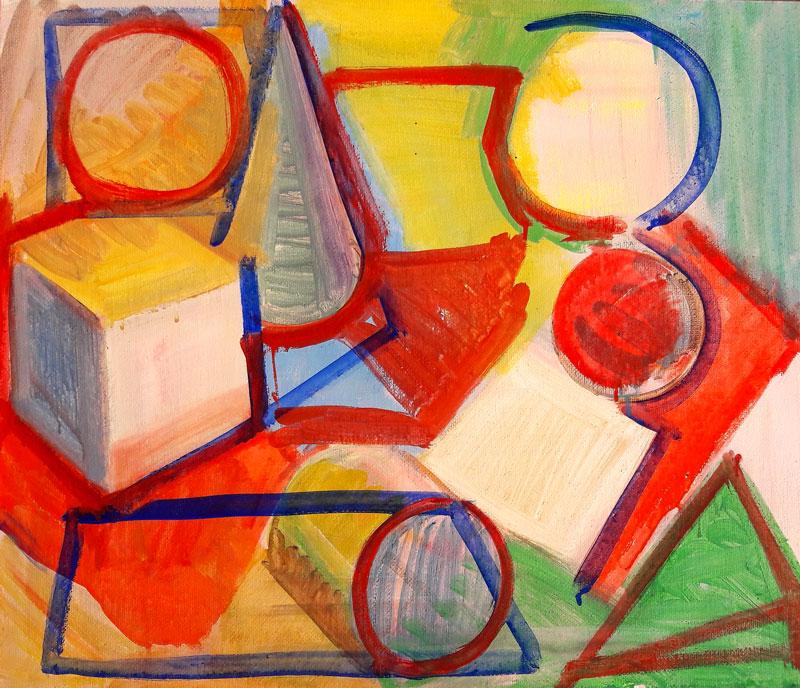 Oblike in telesa, 2003