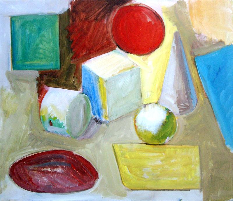 Osnovna telesa in oblike, 2003