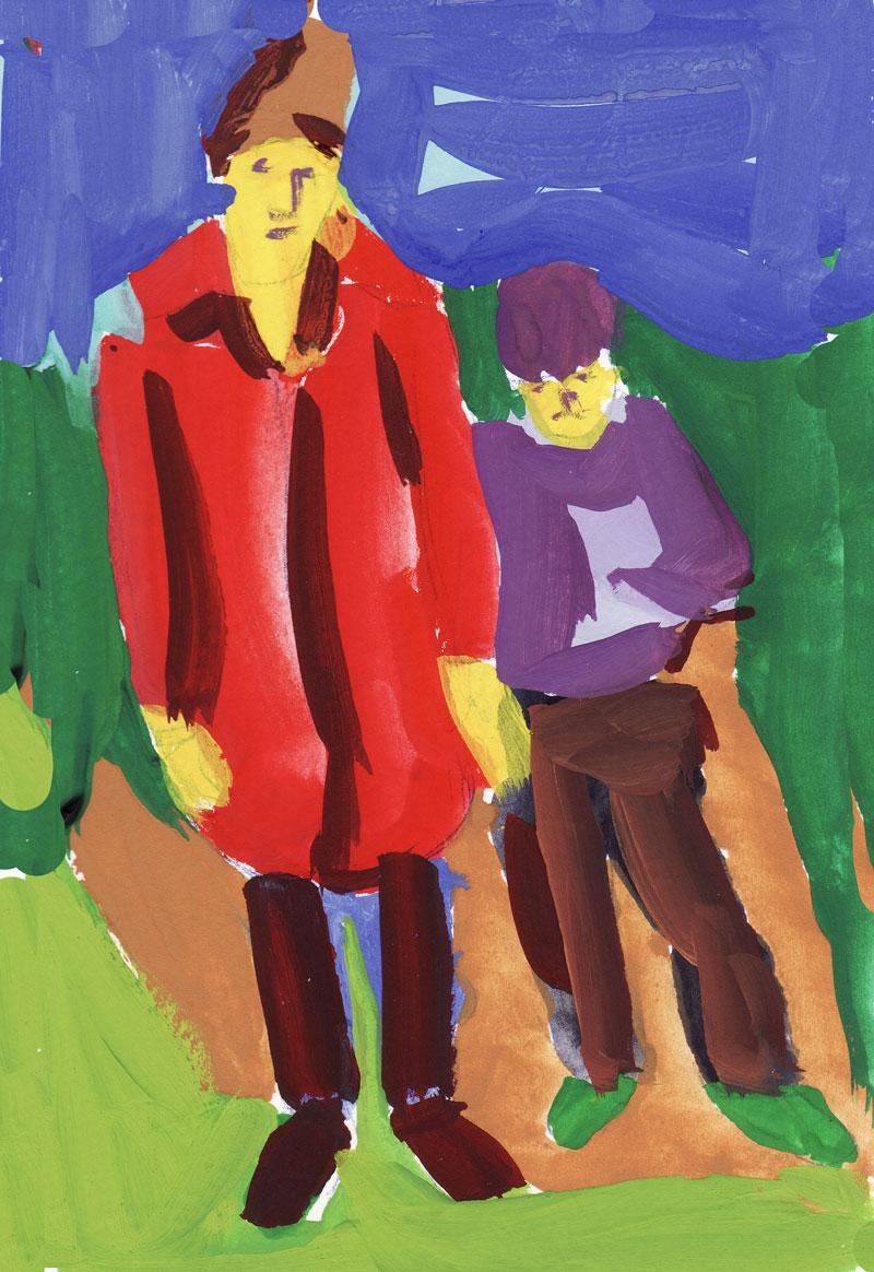 Čiste barve, 2009