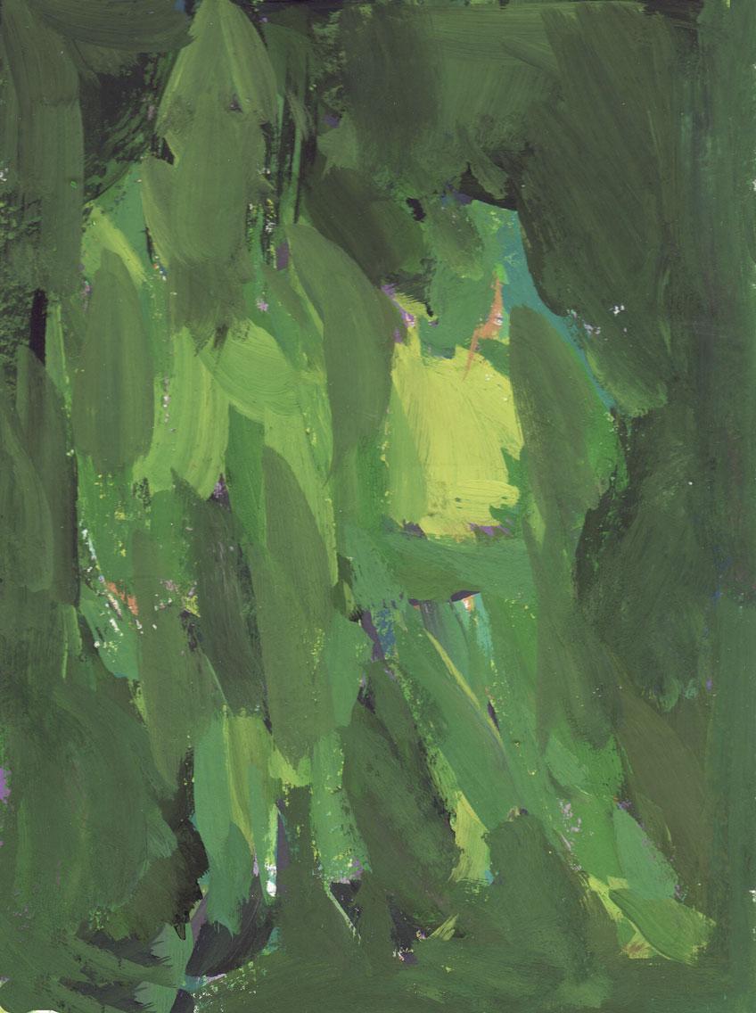 Zelene barve, 2009