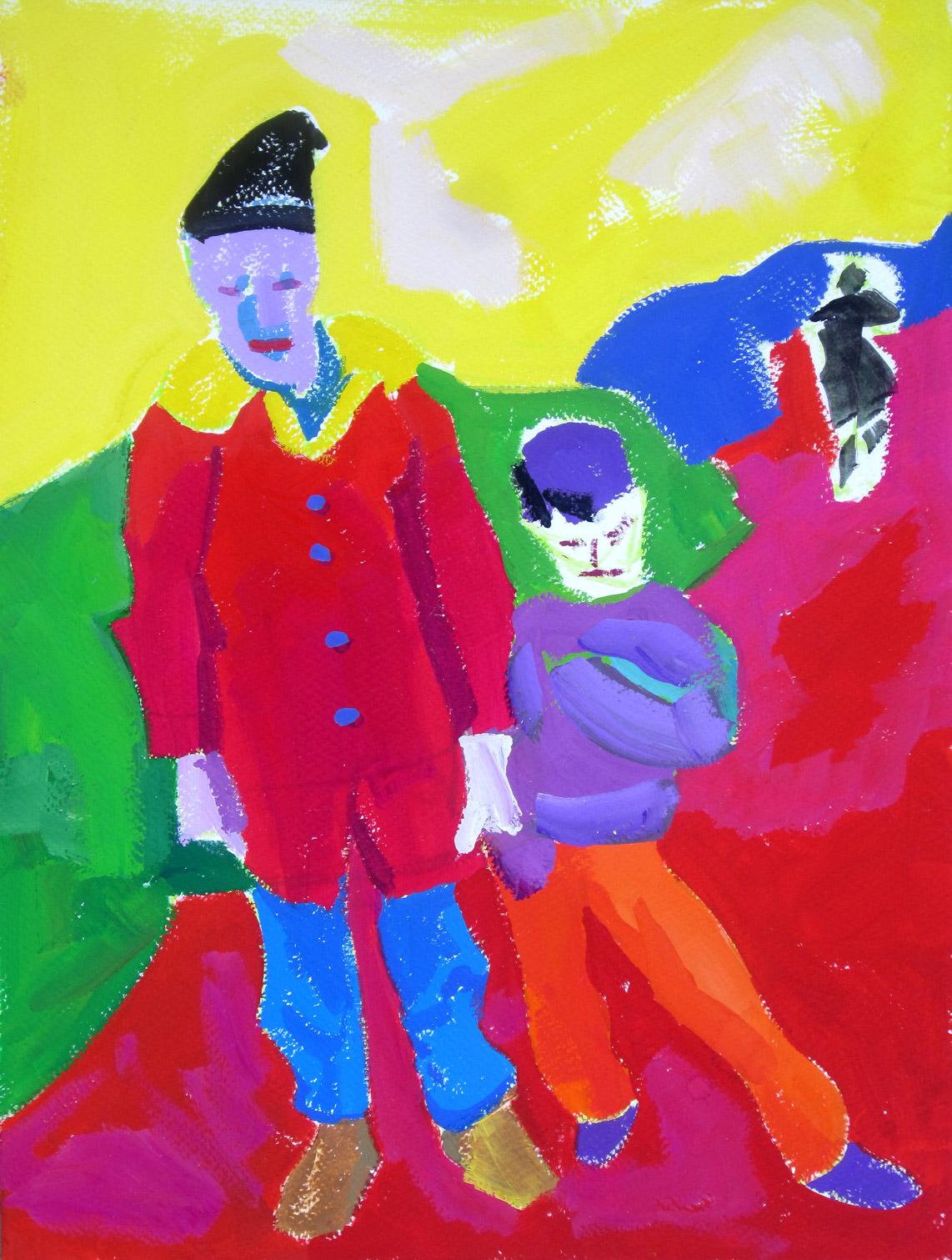 Oče in sin, 2009