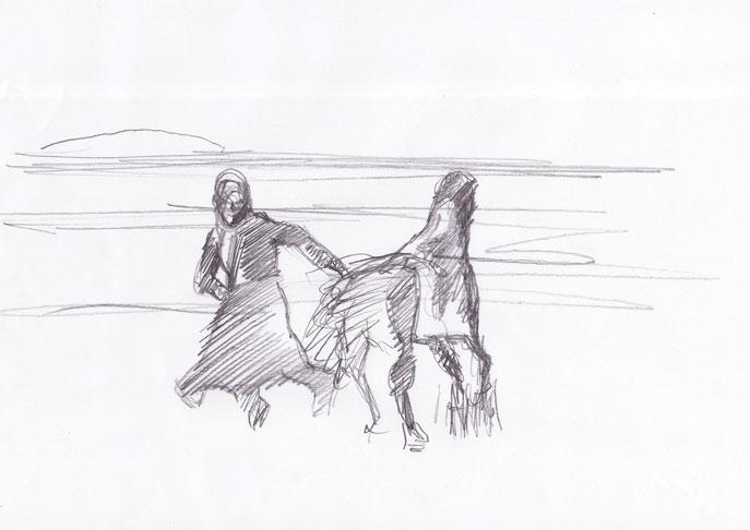 Lovilec konj 4, 2007