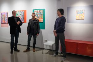 Compassion with modernity, Mikado studio and gallery, Ljubljana