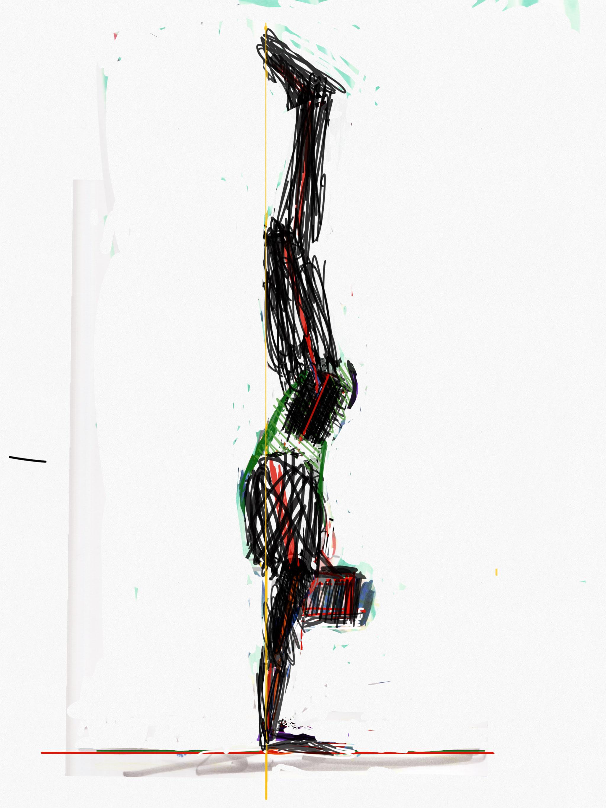Handstand, June 2020