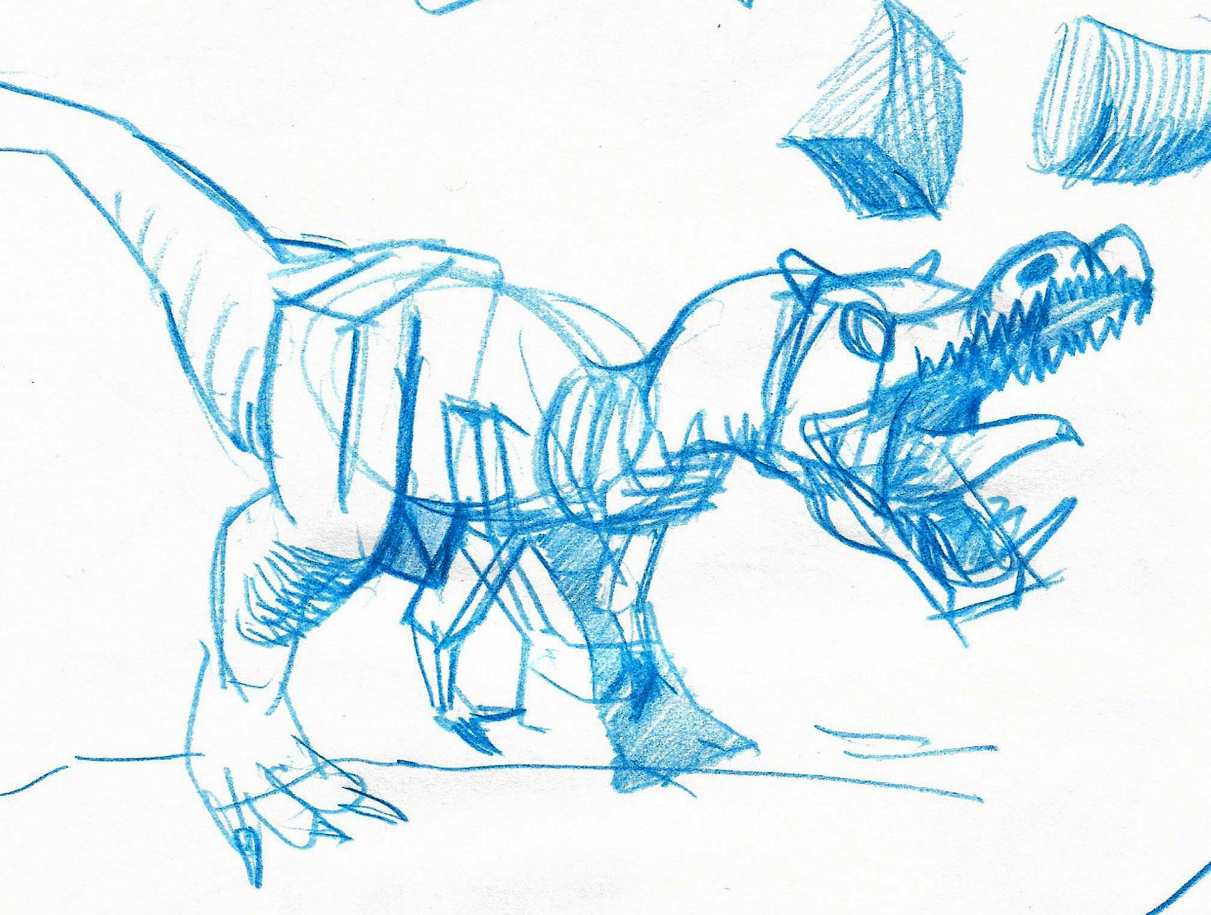 Dinozaver, september 2020