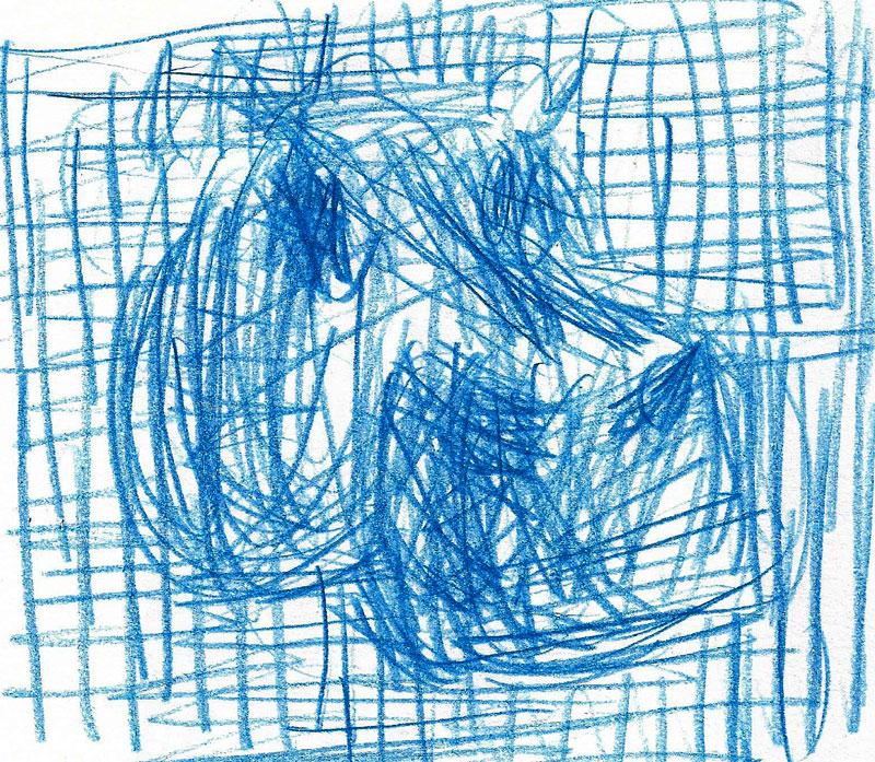 Glava povodnega konja, oktober 2020